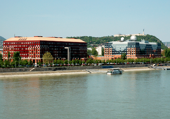 Az Eötvös Loránd Tudományegyetem a második legjobb magyar egyetem a ranglistán az 551-600. helyezésével. A képen a Lágymányosi Campus látható.