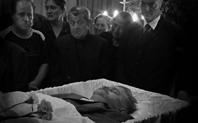 Szandelszky Béla: Roma gyász, MÚOSZ Nagydíja