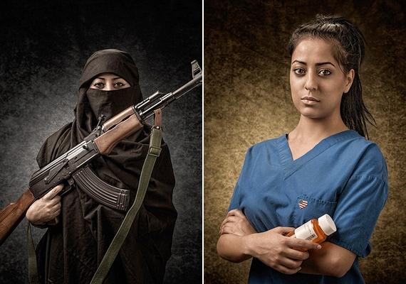 Nincs könnyű dolga egy pakisztáni nőnek az Egyesült Államokban, pedigSahar Shaleem nem terrorista, hanem egy New York-i ápolónő.