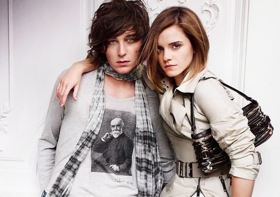 A Harry Potter sztárja egészen kiskamasz óta szinte sohasem volt egyedül. 2010-ben az énekes-modell George Craig volt a barátja.