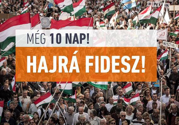 A nagy pártok nem sok időt és energiát öltek ebbe az EP-kampányba. A Fidesz oldalán eddig terjedt a figyelemfelhívó szellemesség, illetve a plakátok átragasztásáig.