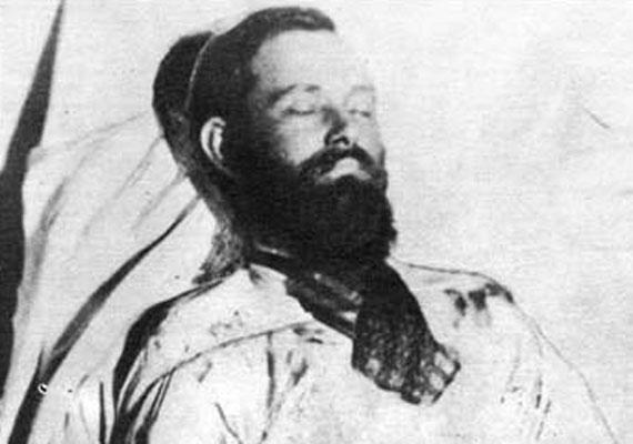 Jesse James, a vadnyugati kalandor életében is ismert volt, halálával viszont legendává vált.