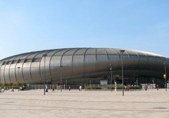 A Papp László Sportaréna adna otthont a szertornának, a ritmikus sportgimnasztikának, a trampolinnak és a kosárlabda döntőknek. Valószínűleg ez lenne az egyik olyan helyszín, amihez a legkevésbé kell hozzányúlni, hiszen a leégett Budapest Sportcsarnok helyén épült Arénát már a nemzetközi előírásoknak megfelelően alakították ki.