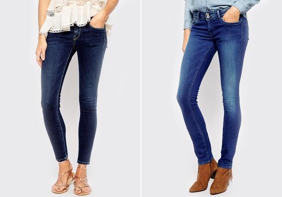 Ha arányosak a lábaid, továbbra is hordhatod a szűk fazonokat, de idén már kevésbé divatosak a tapadós szteccsnadrágok, helyettük olyat válassz, ami követi ugyan a láb vonalát, de nem túl szoros.