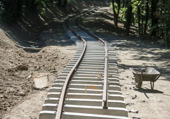 A Márianosztra-Nagyirtáspuszta vasútvonalon felújítják a Szob és Nagybörzsöny közötti erdei kisvasutat. A mintegy 7 kilométeres szakasz építési munkálataival 2016 tavaszára készülhetnek el. Nem csak Felcsúton épül tehát kisvasút.