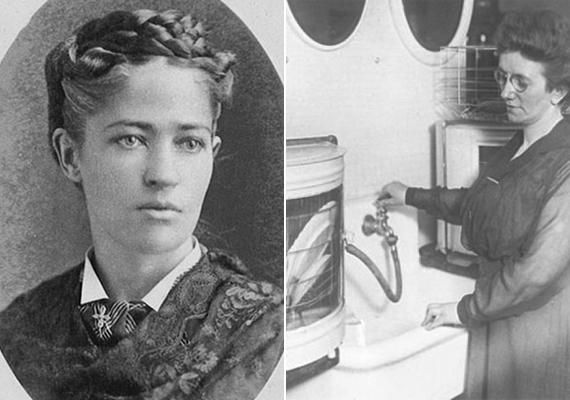 Josephine Cochrane nem szeretett, és nem is tudott mosogatni. Saját és nőtársai dolgát megkönnyítendő feltalálta a mosogatógépet.