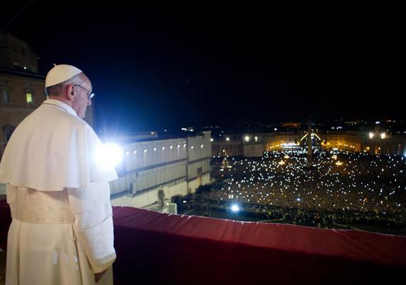 Ferenc pápa szerint a társadalom nem igazságos, ha nem ad munkát mindenkinek, vagy ha kizsákmányolja a dolgozókat.