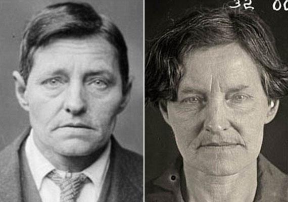 Eugenia Falleni élete nagy részét Harry Crawfordként élte. 1913-ban elvett egy özvegyet, Annie Birkettet, akit később meggyilkolt.