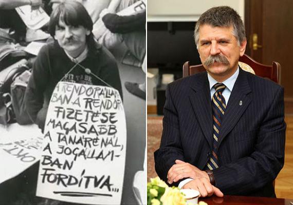 """Kövér László már 1986-ban megszerezte jogi diplomáját, ám nevelőtanárként még a Fidesz """"bölcsőjében"""", a Bibó István Szakkollégiumban dolgozott. Emellett az MSZMP Központi Bizottsága Társadalomtudományi Intézetének is munkatársa volt. Ő is kezdetektől tagja az Országgyűlésnek, 2010-ben Schmitt Pál helyére kerülve a Tisztelt Ház elnöke."""