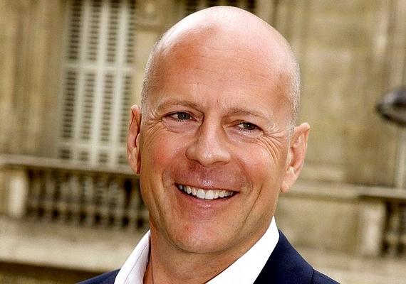Bruce Willis eddigi száma a 11, ami egész meglepő eredmény, tekintve, hogy általában ő menti meg a világot az akciófilmek végén.