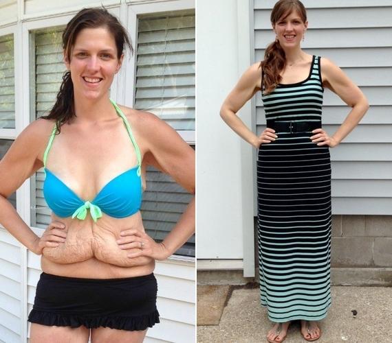 blog fogyókúra fogyás előtt és utáng