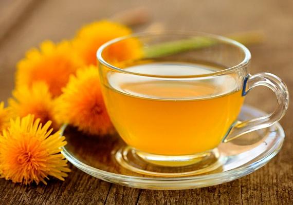 Kesernyés ízű a pitypangból készült tea, de megéri fogyasztani, mert vértisztító és méregtelenítő hatású. Serkenti az epeműködést, tisztítja a májat, és felveszi a harcot az emésztőrendszeri betegségekkel.