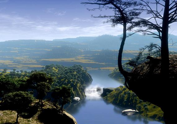 Vadregényes területei szemet gyönyörködtető képet tárnak eléd.
