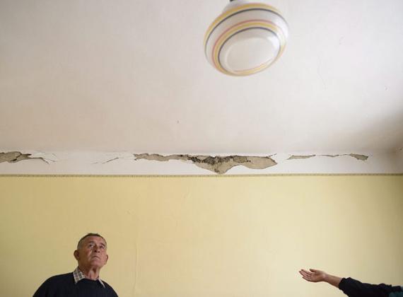 Az eddigi felmérések szerint a Heves megyei Tenk településeken keletkezett a legtöbb kár.