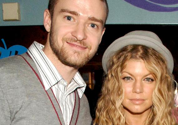 Justin Timberlake mindössze 16 éves volt, amikor összejött a nála hét évvel idősebb Fergie-vel. Ma már mindketten mosolyogva gondolnak vissza a kapcsolatukra.