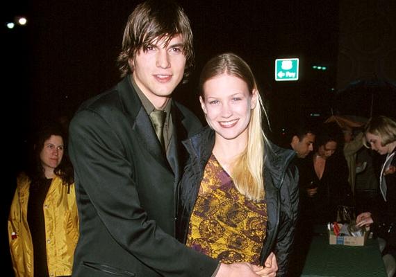 January Jones, akit Liam Hamsworth-szel is hírbe hoztak, ott van Ashton Kutcher exbarátnőlistáján.
