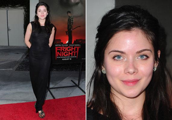 Grace Phipps arca a Frászkarika című filmből lehet ismerős.