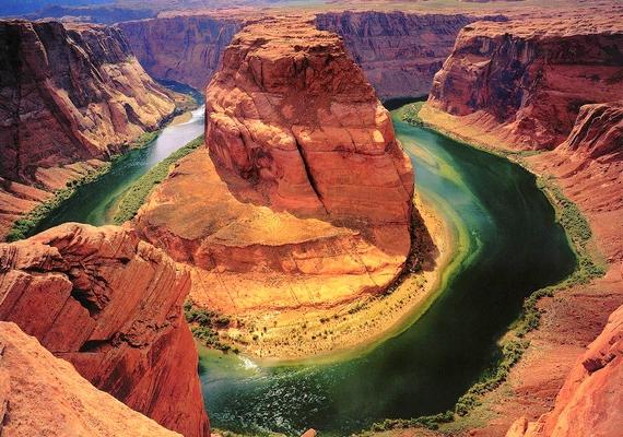 Így néz ki a Grand Canyon általában.