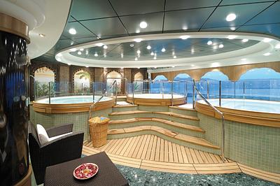 Spa és wellness, kilátással a tengerre