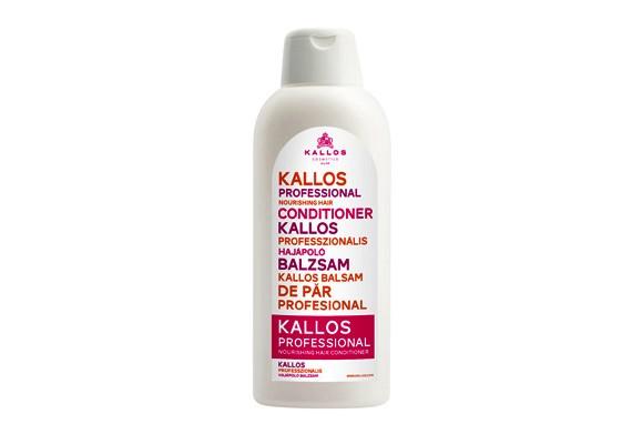 Jó szolgálatot tesz a Kallos hajápoló balzsamja is.