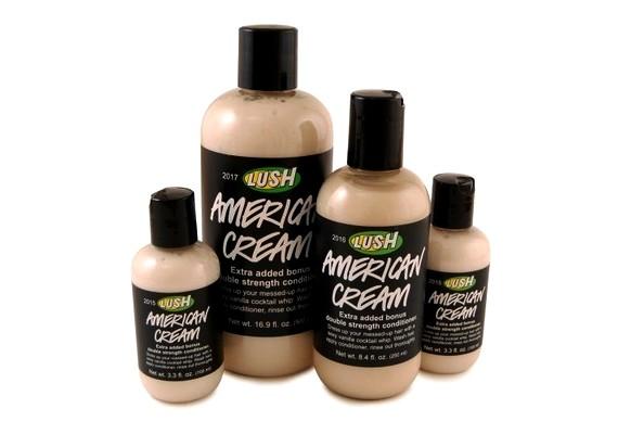 Nagyon kellemes és hosszan tartó illata van a Lush American Creamjének, és a frizurával is csak jót tesz. Azonban nem szabad sokáig rajtahagyni a hajon, mert ellenkező hatást érhetsz el.
