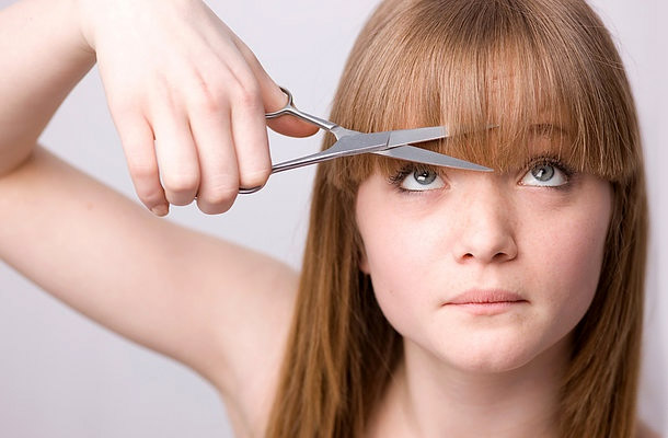 Igazítsd meg! Ha csak egészségügyi hajvágásra ... 518fffbed3