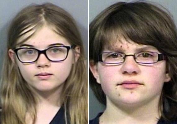 Szerencsére nem végződött halállal, de talán az összes közül a legsokkolóbb történet a két 12 éves lányé, akik gyilkosságot kíséreltek meg osztálytársukon. Morgan Geyser és Anissa Weier áthívták a barátnőjüket, és 19 késszúrást ejtettek rajta. A bíróságon kiderült, a lányok szentül hiszik, hogy Slender Man egy létező személy, akit szolgálniuk kell.