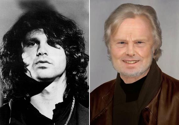 Jim Morrison 71 évesen inkább egy cuki nagypapára, mint egy rajongott sztárra hasonlítana, ha élne.