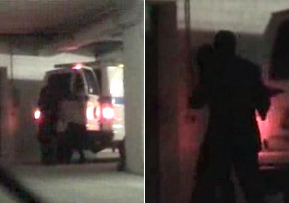 A TMZ-re felkerült egy videó, amin állítólag Michael Jackson látható, amint kiszáll a kisbuszból, ami az énekes holttestét is szállította. A felvételt egy szemfüles rajongó készítette, és nem túl jó minőségű, így gyakorlatilag akárki lehet rajta. Kattints ide, és nézd meg!