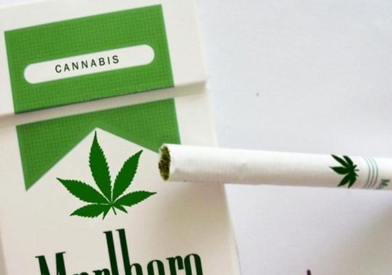 A világ első, boltban kapható marihuánás cigarettájáról készült fotó bejárta a világot, de erről is kiderült, hogy hamisítvány.