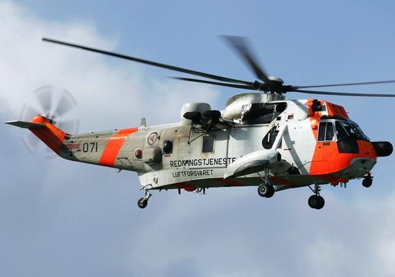 A HappyCopter a képen látott, a parti őrségek által is használt, hat és fél tonna súlyú Sikorsky S-61 Sea King mentőhelikopter műszerezettségét, fizikai és repülési tulajdonságait kapta. Azonban kívülről - méretéből kifolyólag - a Bell 222 helikopterre hasonlít.