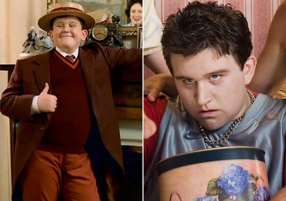 Már a Harry Potter elején és a befejezésben is egészen máshogy nézett ki, de azóta is sokat változott.