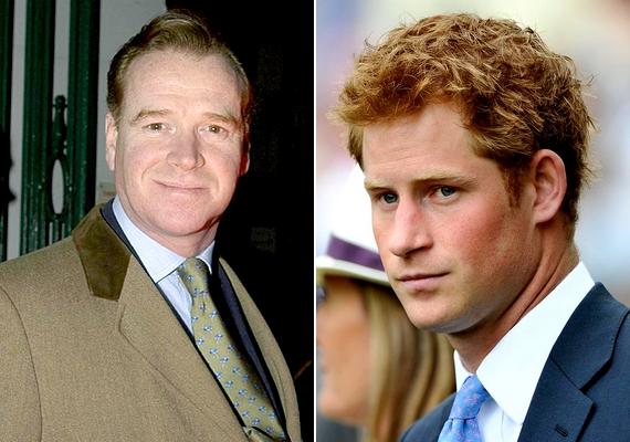 Így néz ki most James Hewitt: a felnőtt Harry és közte már nem sok egyezés fedezhető fel.