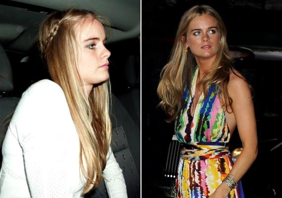 A 24 éves lány híres hippi stílusáról.