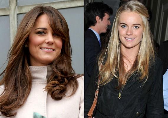 Egyesek szerint az arca hasonlít Katalin hercegnőére.