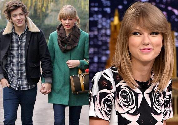 A One Direction énekese azért a fiatalabbak közül is válogat, két évvel ezelőtt a 24 éves Taylor Swifttel járt. Míg Harry láthatóan maradéktalanul megemésztette a szakítást, Taylor még mindig nyalogatja a sebeit.