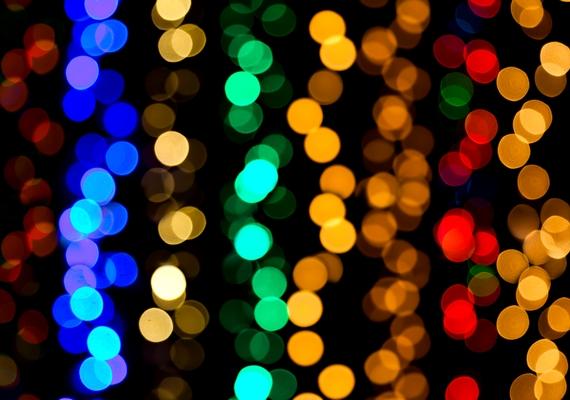 A fények játéka. Kattints a nagyobb felbontású képért! »