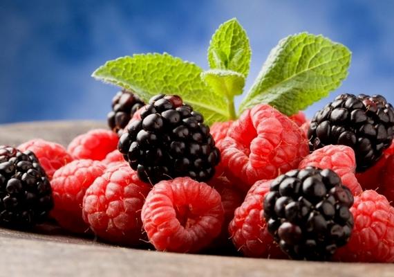 Illatos gyümölcsök. Kattints a nagyobb felbontású képért! »