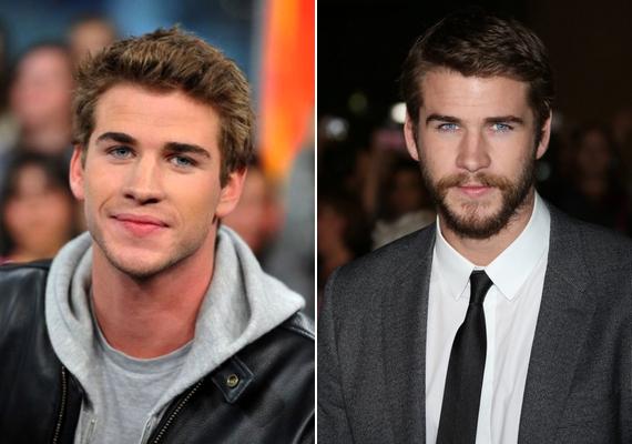 A legfiatalabb közülük Liam Hemsworth, aki ma tölti be 24. életévét. A színésznek Az utolsó dal és az Éhezők viadala című filmek hozták meg a világhírt.