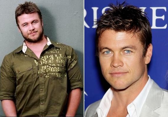 A 32 éves Luke Hemsworth a legidősebb testvér, és bár ő is színész, Magyarországon és világszerte is kevésbé ismert, mint öccsei. Legismertebb szerepe az ausztrál Szomszédok című sorozat egyik karaktere.