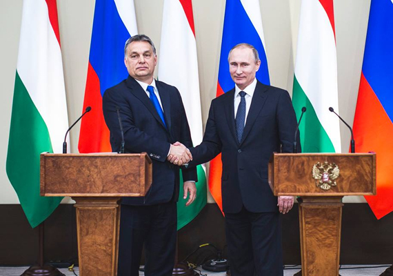 Orbán Viktor Putyinnal is találkozott Oroszországban. A látogatásáról ebben a cikkben számoltunk be.