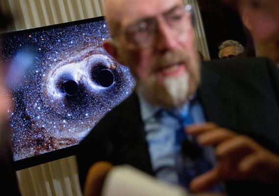 A héten nagy tudományos felfedezés történt: bizonyítékot találtak a gravitációs hullám létezésére, melyet Albert Einstein száz éve megjósolt.