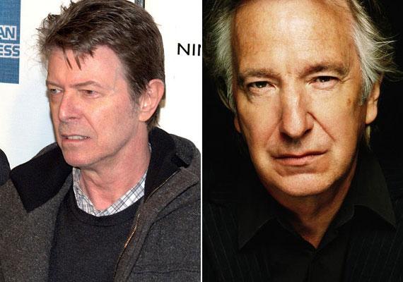 Január 10-én, 69 éves korában elhunyt David Bowie brit rockzenész, aki hosszas betegség után adta fel a küzdelmet a rákkal szemben. A világhírű brit színész, a Harry Potter-filmek sztárja, Alan Rickman pedig január 14-én, szintén 69 éves korában és ugyanebben a betegségben hunyt el.