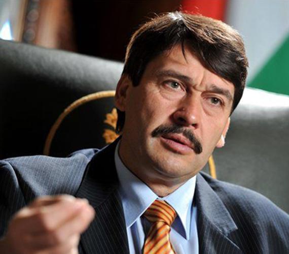 Az államfő, Áder János interjúban beszélt a 2012-ben történtekről.