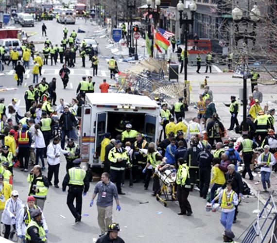 Az áprilisi, Bostonban történt robbantás még mindig tartogat homályos információkat.