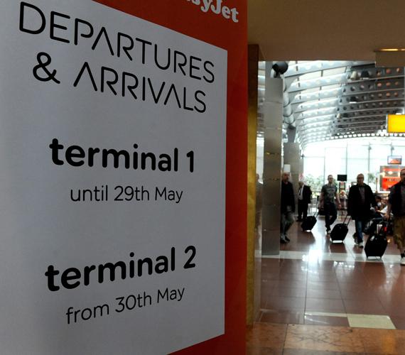 A Budapest Liszt Ferenc Nemzetközi Repülőtér 1-es termináljáról 2012. május 29-én este indul az utolsó járat.