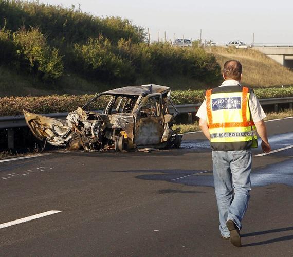 Augusztus 21-én, kedden egy szlovák milliomosnő ittasan balesetet okozott, négy ember meghalt. A nő megúszta könnyebb sérülésekkel.