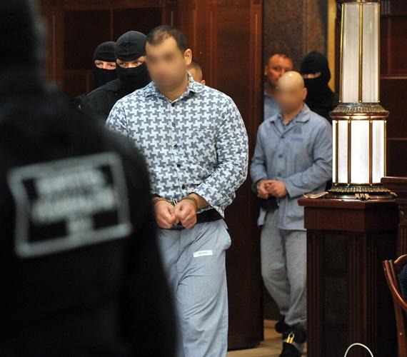 A Cozma-ügy egyik vádlottja. Hétfőn kiderül, mi lesz a sorsuk, szigorítanak-e a többek által túl gyengének tartott ítéleten.