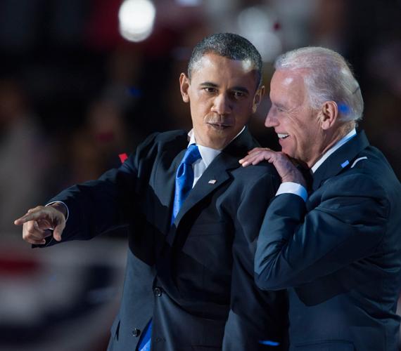 Amerika elnököt választott. Barack Obama nyert.