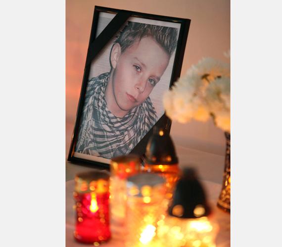 Szita Bence 11 évet élt.